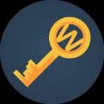 web-key