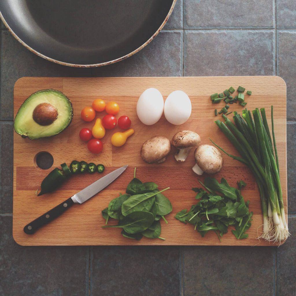 Achtsamkeitsuebungen Kochen