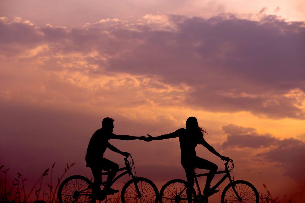 Erfüllte Beziehung