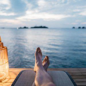 Introvertiert Rückzug