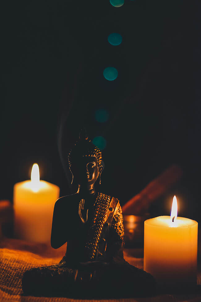 Wo meditiert man am besten